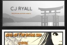 Gold of the Rising Sun / Teasers for my debut novel, Gold of the Rising Sun, set in Japan