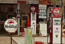 Route 66 & 'Road' Art / Nostalgia & retro stuff
