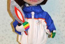 Куклы и игрухи