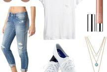 Outfits / If i have freetime i make outfits!! i really like do these!!