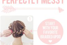 Cute and Easy Hairstyle Ideas