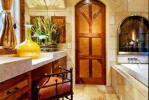 Bathrooms / by Judy Borchelt