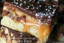 Bars and Brownies! / by Kelci Cowan