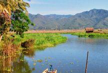 ✈ Travel to Myanmar / Myanmar Travel inspiration