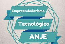 ANJE TECH ENTREPRENEURSHIP / ANJE presta serviços ao Empreendedorismo Tecnológico