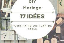 DIY mariages