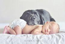 Mahtavia kuvia vauvoista