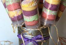 Food & Drink - Push Pop Cakes