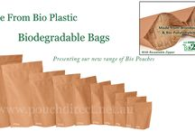 Biodegradable Bags and Pouches | Made from Woodpulp & Bio-PolyEthylene / Presenting Our New Rang of Bio #Pouches Biodegradable Bags - Made from Woodpulp & Bio-PolyEthylene. Online Shop at Pouch Direct Australia Pty Ltd Visit www.pouchdirect.net.au/biodegradable-bags.html