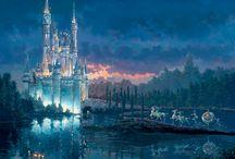 Disney ºoº / by Reinita Ravago