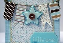 Baby handmade cards