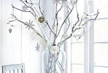 Decoratie/diy kerst/winter