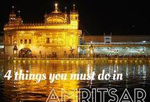 Travel Amritsar
