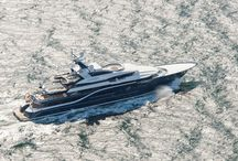 Luxury yachts new deliverys 2013