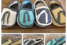 Crochet ~ Baby Booties / by Eve Slacum-Myers