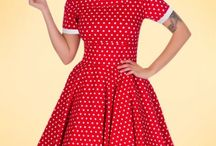 We just love polkadots! / by 💋TopVintage Retro Boutique 💋