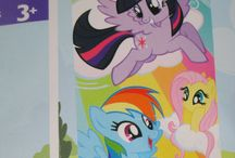 My Little Pony / Equestria Girls