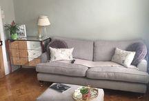 Small flat decor