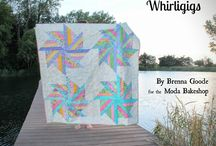 Large block quilts