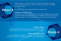 Vestibular FGV / Pins e Infográficos para o Vestibular da FGV / by FGV - Fundação Getulio Vargas