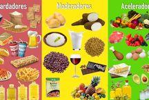 dieta c alimentação forte