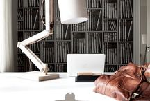 I dream of these Workspaces / Who says your workspace can't be a work of art?