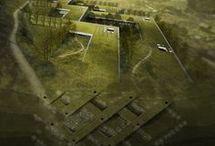 Arquitetura topografia