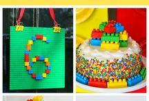 Celeration Theme - Legos