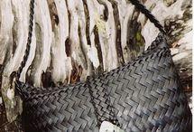 Raranga / Māori weaving
