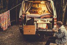 můj cestovní van