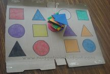 Matching and sorting activities