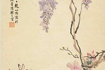 Chinese/Japanese Ink Paintings