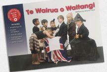 The Treaty of Waitangi/te Tiriti o Waitangi