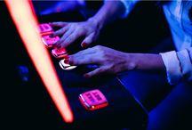 Casinos-Machines à sous / Jeux
