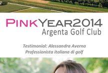 PINK YEAR 2014/2015 / Il 2015 sarà l'anno rosa del nostro Circolo. Tanti eventi e gare dedicate alle donne.  This year will be the pink year for women. A lot of events and tournaments for women.