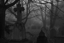 Graveyards & Tombstones