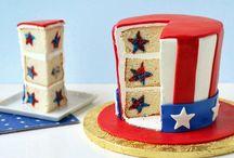 Cakes / by Elizabeth Van Dyk