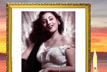 Madhubala Death Anniversary or Remembrance Advertisement