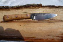 Nože výroba