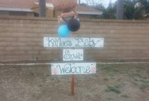 Kaylee's Baby Shower February 28, 2015 / by Stacy Pitino