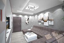 4-комнатная квартира в современном стиле / http://hti-design.ru/portfolio/projects/design-proekt-4-komnatnoy-kvartiry-140-m2/