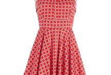 Retro dresses/50s style / Leter etter den perfekte kjolen