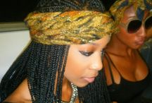 Braids I'd like to remember