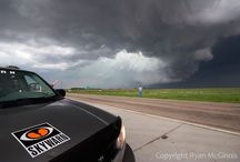 Skywarn Storm Spotting / The National Skywarn Storm Spotter program is made up of local community severe weather observers.