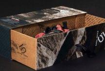 Schuhe Verpackung
