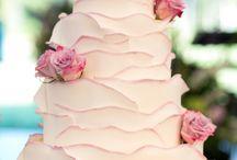 Inspiration || Wedding Cakes + More