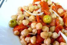 Solo ensaladas / Sano fácil y pocas calorías