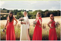 Bridesmaids / Pretty bridesmaids | All photos © Kathryn Edwards Photography | nottingham wedding photographer, covering the East Midlands and beyond | Natural and relaxed wedding photography for the quirky bride and groom