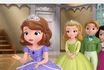 Princess Sofia Cartoons