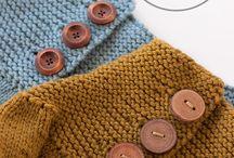 Knitting: Buttonholes